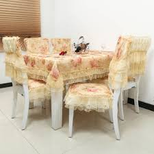 diner table cloth chair cloth 130 180cm tablecloth 4 chair seat