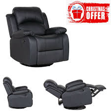 Swivel Living Room Chairs Camouflage Rocker Recliner Man Cave Cabin Chair Camo Furniture
