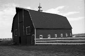 Gambrel Roof Barns Historic Architectural Survey Of Bowman County