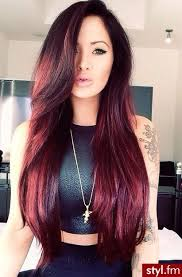 does hair look like ombre when highlights growing out 563 best hair images on pinterest