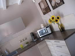 cuisine beige et gris gris beige tourterelle photo 1 1 3492784