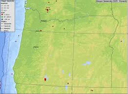 Oregon Tsunami Map by Earthquakes In Oregon The Dog That Hasn U0027t Barked