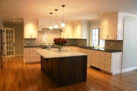 Wood Floors In Kitchen Kitchen Hardwood Floor In The Kitchen Fresh On Kitchen And