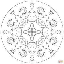 plain celtic mandala coloring pages around different article