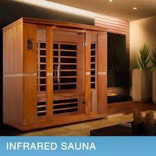 Keys Backyard Infrared Sauna Dynamic Barcelona 1 To 2 Person Far Infrared Sauna