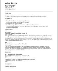 examples of business analysis business analyst sample resume page
