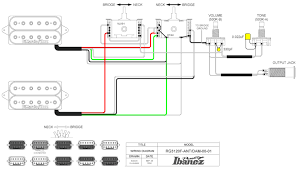 great ibanez dual humbucker wiring diagram contemporary
