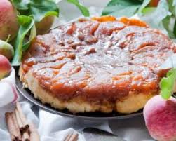 tarte tatin cuisine az recette de tarte tatin légère aux pommes à la cannelle
