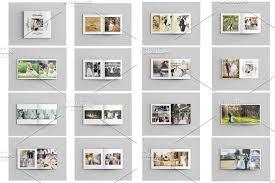 Photo Album Wedding Wedding Photo Album Template V485 Brochure Templates Creative