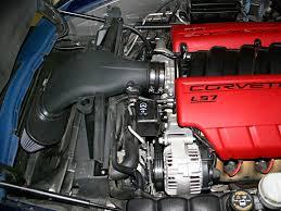 c5 corvette cold air intake airaid corvette zo6 ls7 cold air intake kit black synthaflow 2006