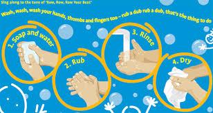 printable poster for hand washing pre school handwashing poster