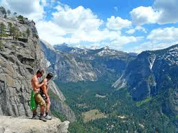 yosemite falls hike photo albums summitpost