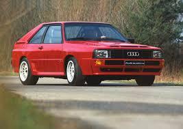 audi s1 coupe audi sport quattro b2 model year 1984 audi mediacenter
