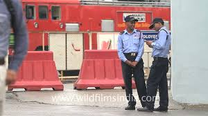 Security Guard Jobs With No Experience Group 4 G4s Security Guards Pose For Us At Maruti Suzuki Gurgaon