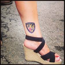 27 best baltimore ravens tattoos images on pinterest baltimore