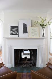 fireplace mantle styled 3 ways room for tuesday