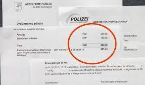 Suisse Via Sicura Davantage De Liberté Pour Les Amende Suisse Auto Titre
