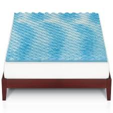 Comforpedic Gel Memory Foam Mattress Topper Big Lots Serta Gel Memory Foam Mattress Topper Best Mattress
