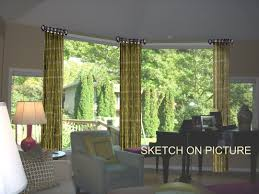 covering bay windows no problem for the professional design