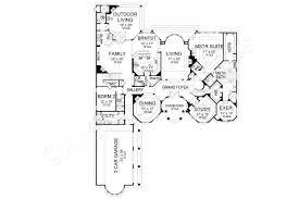 Reverse Story And A Half Floor Plans Cordirillera Luxury House Plans Mansion Floor Plans