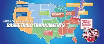 Sac State Map 2016 Nirsa Regional Basketball Championship U2013 Region Vi Nirsa