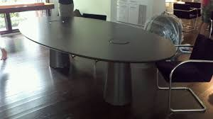 concrete dining room table hand crafted 114