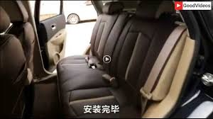 nissan sylphy 2010 interior nissan sylphy tiida teana qashqai seat covers youtube