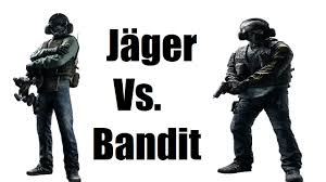 siege bb rainbow 6 siege jäger vs bandit operator duel who is the best