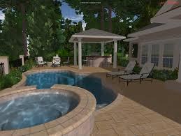 Home And Yard Design by Hilton Head Virtual Pool Design Savannah 3d Pool Design Year