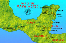 aztec mayan inca map aztec inca maps mrs nogan s class