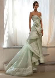 green wedding dress 67 best celadon green wedding inspiration images on