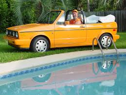 volkswagen rabbit 1990 yellow volkswagen 1990 cabrio i need to build one of these for