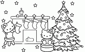 holiday christmas pictures to colour in christmas colouring for