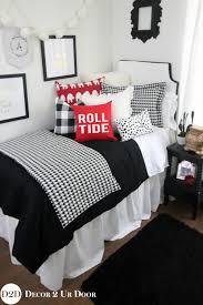 Alabama Bed Set Of Alabama Ua Crimson Roll Tide Apartment Bedding