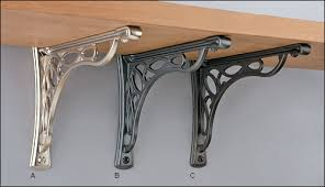 tuscan shelf brackets valley tools