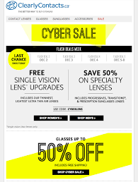 15 best black friday cyber monday email caigns