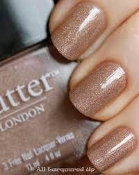 neutral nail art shellac nails wedding hair u0026 nails