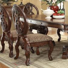 rovledo double pedestal dining room set formal dining sets