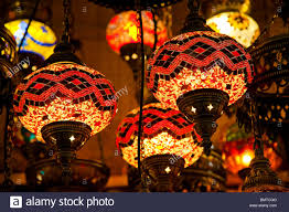 lights for sale interior lights for sale in the grand bazaar istanbul turkey stock