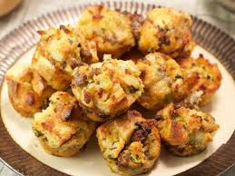 individual thanksgiving muffins recipe cooking channel