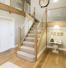 Stair Banisters Uk Glass Staircases Neville Johnson