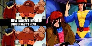 Juggernaut Meme - x men the animated series the 20 most hilarious memes cbr