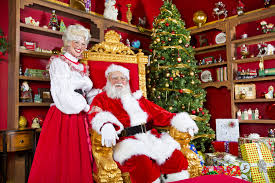 could mrs claus handle santa u0027s job the mary sue