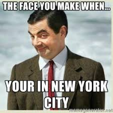 New York Meme - 15 signs you re officially a new yorker