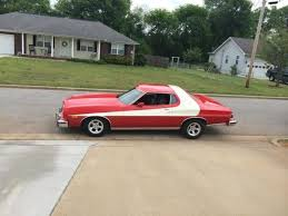 Ford Gran Torino Starsky And Hutch Gran Torino Starsky And Hutch For Sale In Anniston Alabama
