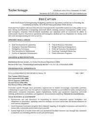 Entry Level Security Guard Resume Sample by Resume Firefighter Resume Templates