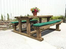 picnic table cushions outdoor home design ideas