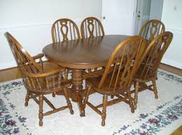 oak dining room chairs furniture
