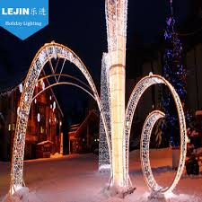 christmas decorations light poles christmas decorations light