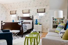 marvelous nightstand lamps in bedroom transitional with light blue